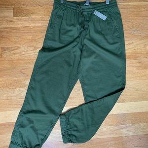 J. Crew Pants - J. Crew Point Sur Seaside pant. Cotton twill.